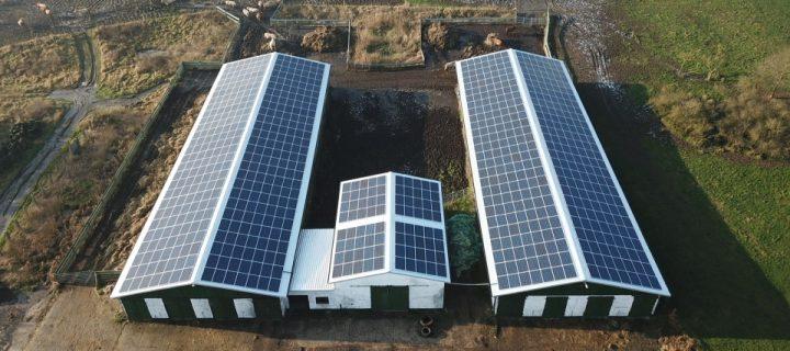 BürgerEnergie baut vier PV-Anlagen